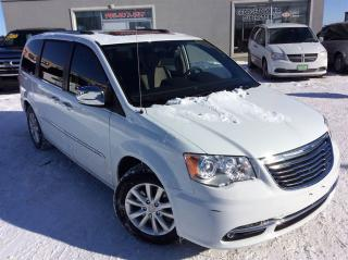 Used 2016 Chrysler Town & Country Limited|NAVI|ROOF|DVD|LEATHER|BACK UP CAM for sale in Georgetown, ON