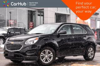 Used 2016 Chevrolet Equinox LS AWD|Bluetooth|Sat|Trac.Cntrl|ABS|Keyless_Entry|17