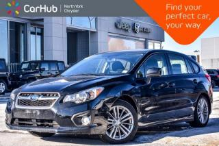 Used 2014 Subaru Impreza Wagon 2.0i Premium AWD|Sunroof|Heat Frnt.Seats|Bluetooth for sale in Thornhill, ON