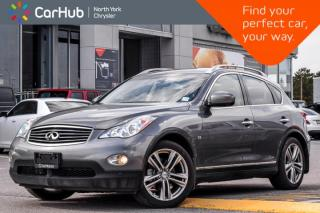 Used 2014 Infiniti QX50 Journey|AWD|Sunroof|Backup_Cam|Bluetooth|Leather|Push Start|18