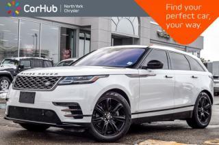 Used 2018 Land Rover RANGE ROVER VELAR SE AWD|R-Dynamic|Driver Pro Pkg|Pano_Sunroof|22