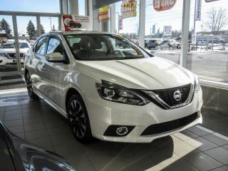 Used 2017 Nissan Sentra SR TURBO, STANDARD, NAVIGATION, LEATHER, SUNROOF, BACK UP CAMERA, HEATED SEATS for sale in Orleans, ON