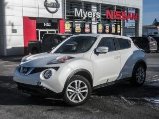 Used 2017 Nissan Juke NAVIGATION, LEATHER, SUNROOF, BACK UP CAMERA, INTELLIGENT KEY for sale in Orleans, ON