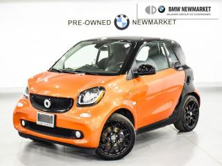Used 2017 Smart fortwo prime cp? for sale in Newmarket, ON
