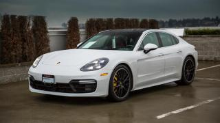 Used 2018 Porsche Panamera Turbo for sale in Vancouver, BC