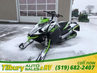 Used 2018 ARCTIC CAT XF 8000 HIGH COUNTRY LIMITED ES 141 for sale in Tilbury, ON