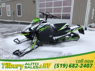 Used 2018 ARCTIC CAT XF 8000 HIGH COUNTRY LIMITED ES 141. **REDUCED** for sale in Tilbury, ON