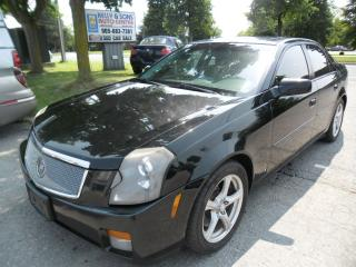 Used 2006 Cadillac CTS Clean NO ACCIDENTS Certified + FREE 6M Warranty for sale in Ajax, ON