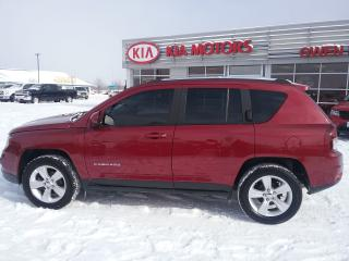 Used 2016 Jeep Compass High Altitude for sale in Owen Sound, ON