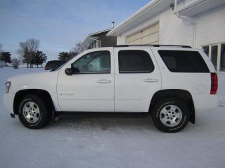 Used 2008 Chevrolet Tahoe LT for sale in Melfort, SK