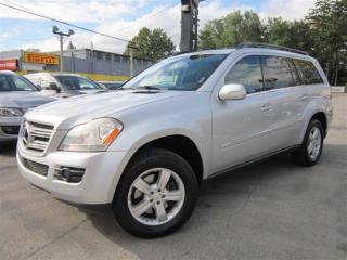 Used 2007 Mercedes-Benz GL-Class GL 450 4MATIC~NAVIGATION~7 PASSENGER~AUTO !!! for sale in Burlington, ON