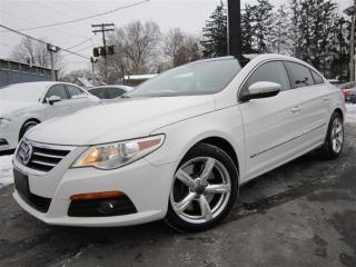 Used 2010 Volkswagen Passat CC CC HIGHLINE~NAVIGATION~PANORAMA ROOF for sale in Burlington, ON