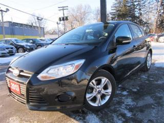 Used 2013 Ford Focus SE HATCHBACK ~ AUTOMATIC ~ 102KMS !!! for sale in Burlington, ON