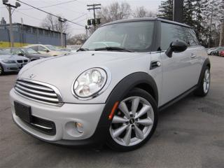 Used 2013 MINI Cooper COOPER~NAVIGATION~71KMS~MANUAL !!! for sale in Burlington, ON