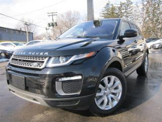 Used 2016 Land Rover Evoque SE ~ NAVIGATION ~ 10KMS ONLY ~ BACK-UP CAMERA !!! for sale in Burlington, ON