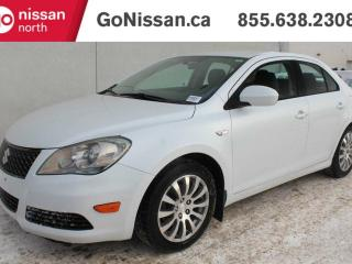 Used 2011 Suzuki Kizashi S 4dr Front-wheel Drive Sedan for sale in Edmonton, AB