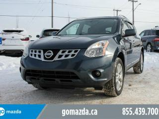 Used 2013 Nissan Rogue SL LEATHER SUNROOF BACKUP CAM ACCIDENT FREE for sale in Edmonton, AB