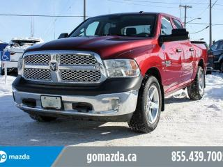 Used 2015 Dodge Ram 1500 SXT 4X4 HEMI POWER OPTIONS ACCIDENT FREE 1 OWNER for sale in Edmonton, AB