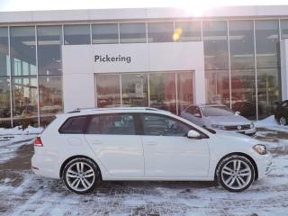 Used 2018 Volkswagen Golf Highline for sale in Pickering, ON