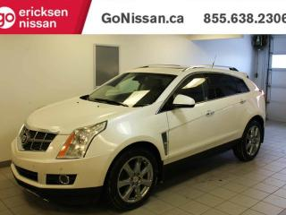 Used 2010 Cadillac SRX Luxury and Performance Collection for sale in Edmonton, AB