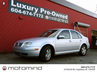 Used 2002 Volkswagen Jetta GLS for sale in Coquitlam, BC
