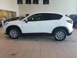 Used 2016 Mazda CX-5 GS - B/U Cam, Heated Seats, Sunroof + Bluetooth! for sale in Red Deer, AB
