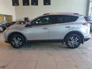 Used 2017 Toyota RAV4 LE - Heated Seats, B/U Cam + Bluetooth! for sale in Red Deer, AB