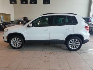 Used 2015 Volkswagen Tiguan Highline - B/U Cam, Sunroof + Heated Leather! for sale in Red Deer, AB