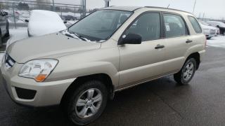 Used 2009 Kia Sportage LX for sale in Kars, ON