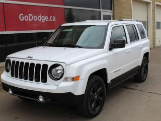 Used 2016 Jeep Patriot north for sale in Edmonton, AB