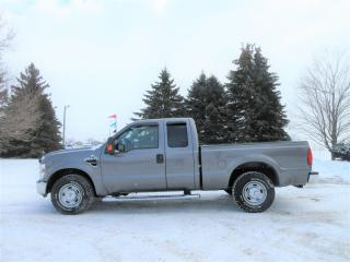 Used 2009 Ford F-250 SD XLT Super Cab for sale in Thornton, ON