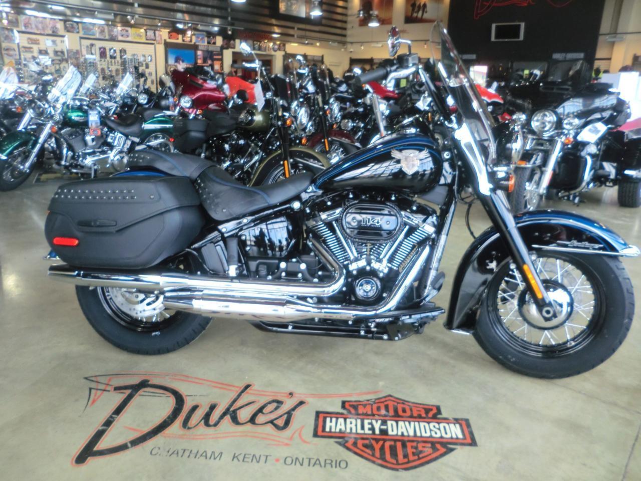 Used 2018 Harley-Davidson Heritage Softail Classic 115th ANNIVERSARY
