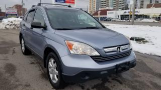 Used 2009 Honda CR-V EX, Sunroof, Remote starter for sale in Scarborough, ON