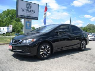 Used 2014 Honda Civic EX for sale in Cambridge, ON