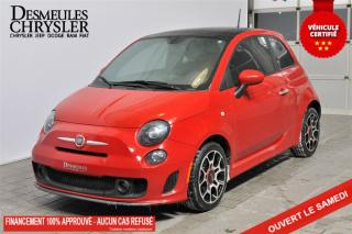 Used 2013 Fiat 500 Sport Turbo Toit for sale in Laval, QC