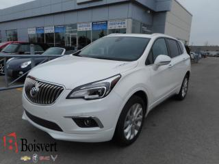 Used 2017 Buick Envision Premium Awd/ Toit for sale in Blainville, QC
