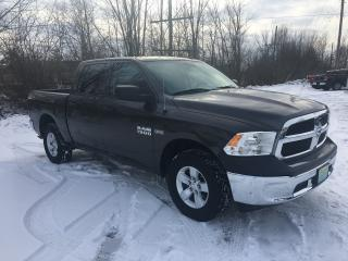 Used 2016 RAM 1500 SXT Only 57400 km for sale in Perth, ON