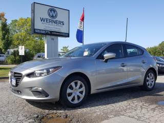 Used 2014 Mazda MAZDA3 i Sport Hatchback for sale in Cambridge, ON