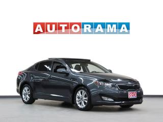Used 2013 Kia Optima TURBO LEATHER SUNROOF BACKUP CAMERA for sale in North York, ON