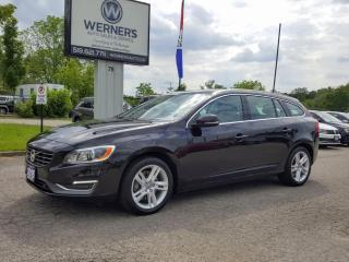 Used 2015 Volvo V60 T5 Premier AWD for sale in Cambridge, ON