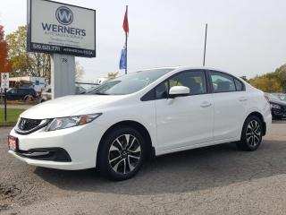 Used 2015 Honda Civic EX 5-SPEED for sale in Cambridge, ON