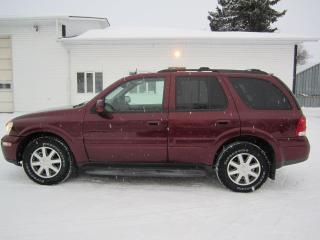Used 2004 Buick Rainier CXL for sale in Melfort, SK
