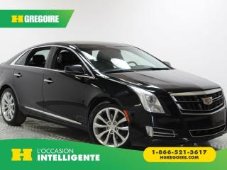 Used 2017 Cadillac XTS Luxury for sale in St-Léonard, QC