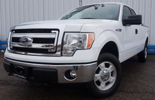 Used 2014 Ford F-150 XLT Super Cab 4x4 for sale in Kitchener, ON