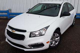 Used 2016 Chevrolet Cruze LS *6-SPEED* for sale in Kitchener, ON