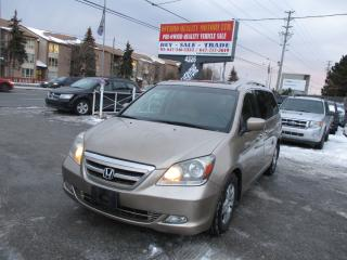 Used 2007 Honda Odyssey Touring,Navigation,TV DVD!!!!!! for sale in Scarborough, ON
