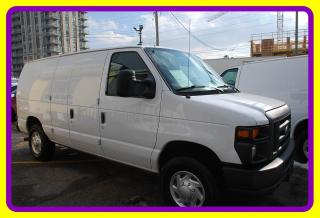 Used 2012 Ford E350 1 Ton Econoline Cargo Van, Fully Loaded for sale in Woodbridge, ON