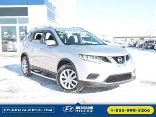 Used 2015 Nissan Rogue S AWD Bluetooth for sale in Saint-leonard, QC