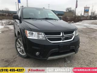 Used 2013 Dodge Journey Crew | 7PASS | DVD | CAM for sale in London, ON
