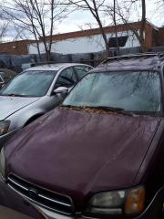 Used 2002 Subaru Forester beige for sale in North York, ON
